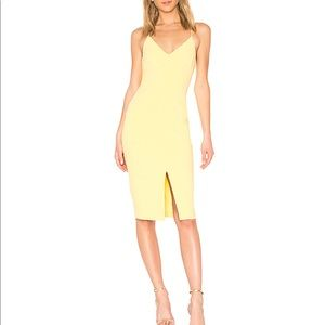 NWT!! Likely Brooklyn dress in yellow